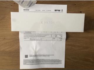 Apple Watch S6 GPS 44mm Space Gray Aluminium - Sigilat