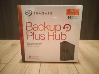 HDD extern Seagate Backup Plus HUB 6TB, USB 3.0, NOU, sigilat.