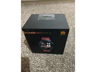 Smartwatch Huawei Watch GT 2e display 46mm Lava Red Sigilat Garantie