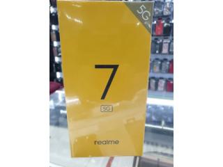 Realme 7 5G 128GB 6GB RAM Baltic Blue nou. Sigilat