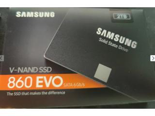 Vand SSD Samsung 860 Evo 2 TB, SATA 3, SIGILAT