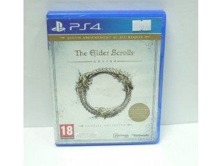 The Elder Scrolls Online Tamriel Unlimited PS4 NOU SIGILAT