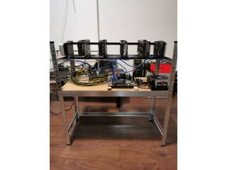 Rig frame mining/ rig cadru minat/ rig comanda custom
