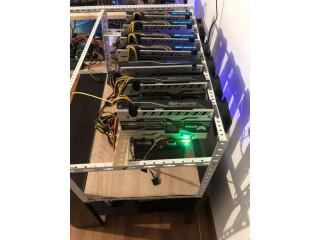 RiG Minat 213 MH / 7 x rx 8 GB / rx480 rx570